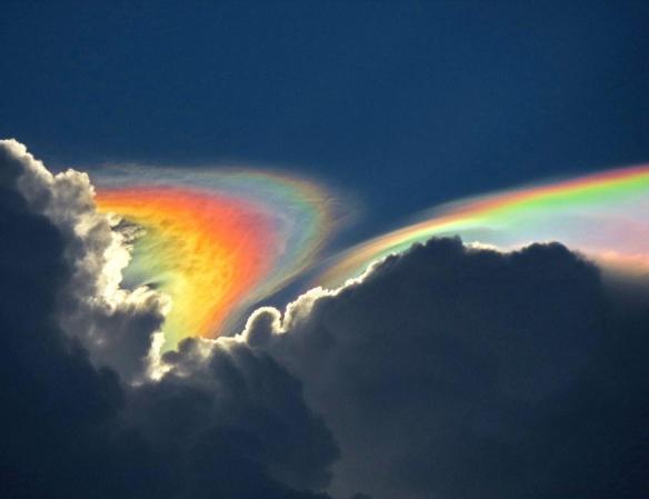 Rainbow Sky - Florida Aug 2012