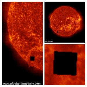 Cube in Sun Solstice 3