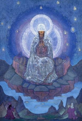 Mother-of-the-World-by-Nicholas-Roerich