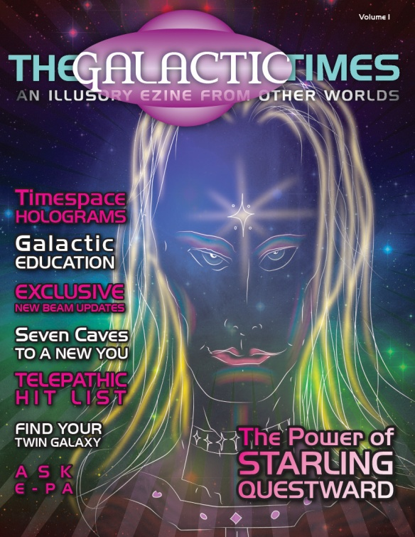 The Galactic Times: An Illusory eZine from Other Worlds