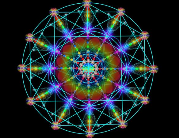 soul-group-matrix-mandala-flower